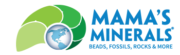 Mama's Minerals Logo