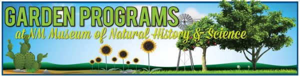Garden Programs at the Natural History Museum