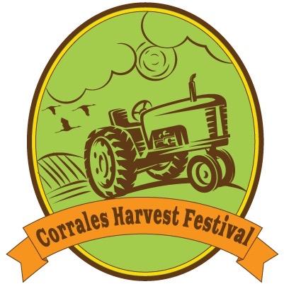 Corrales Harvest Festival event logo