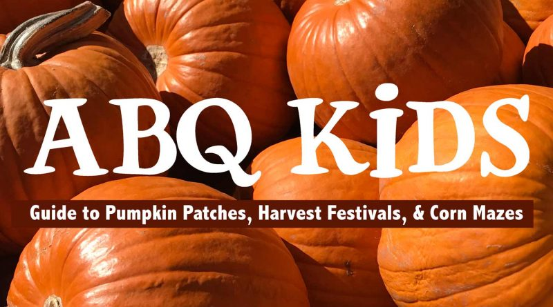 ABQ Kids Fall Festival Guide