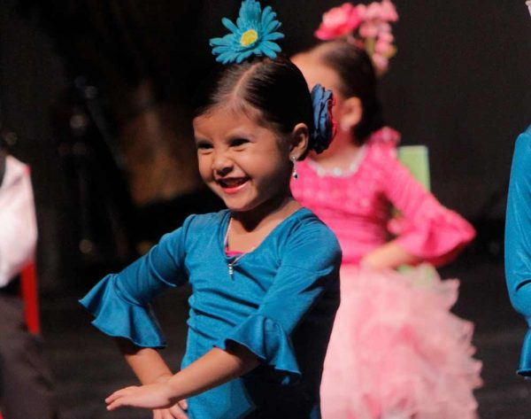 Flamenco Classes for Kids