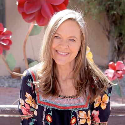 Singer Susie Tallman