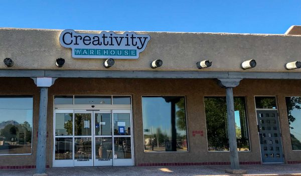 Creativity Warehouse in Albuquerque