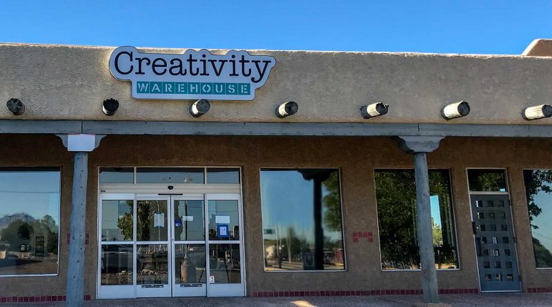 Creativity Warehouse in Albuquerque